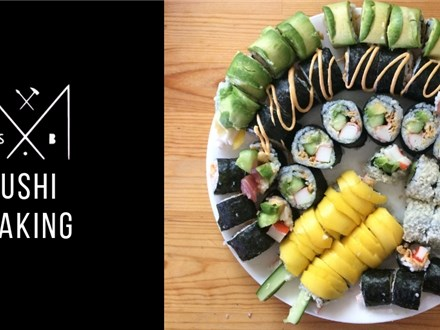 Sushi Making with Michelle