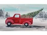 Christmas Truck Paint Class (Dec 17)