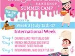 Summer Camp Series Week #3 International Week July 15th-17th