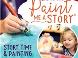 Paint Me A Story at Color Me Mine - Henderson, NV 10/17/18