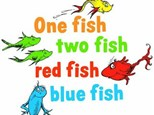 Story Time - One Fish Two Fish ... - 03.06.17 - Morning Session