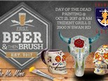 Day of the Dead Painting @ Trident Grill 2 - 2900 N Swan Rd: Oct 21, 2017 @ 9am