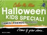 HALLOWEEN WEEK KIDS SPECIAL - OCTOBER 17-22