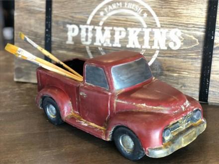 Vintage Truck Event