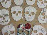 Clay Sugar Skull Workshop