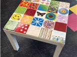 Tile Table Class with KILN CREATIONS