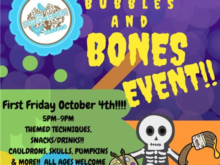 Bubbles and Bones