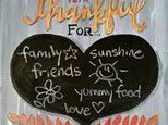 November -- Tween Tables -- Thankful for . . .