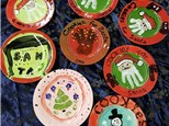 St Cloud Community Ed-Family Class-Cookies for Santa