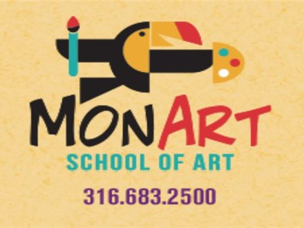 Branches Academy - Second Semester - Monart Drawing- Sculpture and Printmaking - Wed. 3:45 pm