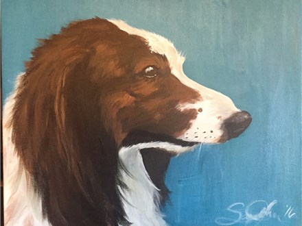 Paint Your Pet @ Jake's Uptown Frisco