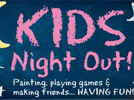 Kids Night Out! My Pet Monster - January 20