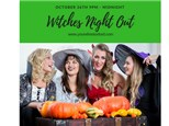 Witches Night Out at You're Fired!