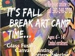 Fall Break Art Camp, October 20, 2017