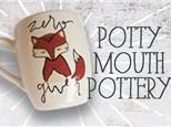 Adult Class: Potty Mouth Pottery - July 6 @ 6pm