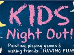 Kids Night Out - Pumpkin Palooza - October 19th