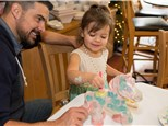 Father's Day FUN - Sunday, June 20th, Hot Dogs & Chips ... while you paint!