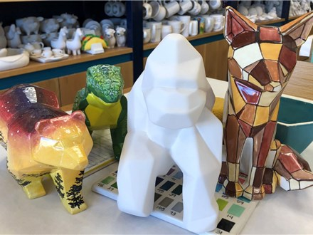Zoo Adventures! - Faceted Animals