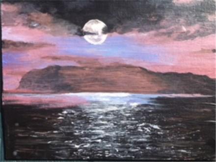 Shimmering Bay