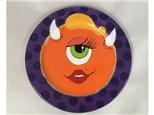 Monster Plate Teen Ceramic - 10/22
