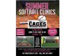The Cages Summer Softball Clinic - June 17-20 - Ages 7-13