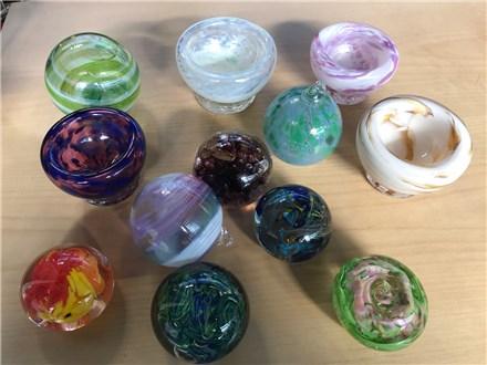 open studio glassblowing, july 21st