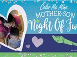 SOLD OUT - Mother Son Night of Fun - March 1