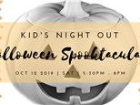 Kid's Night Out: Halloween Spooktacular!
