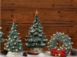 Christmas Tree Painting Workshop 10th Anniversary Special (SOLD OUT)