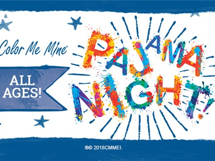 ALL AGES PAJAMA NIGHT!