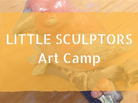 Little Sculptors Summer Camp
