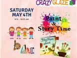 Ticket for Story Time-May 4th-Miss Maple's Seeds