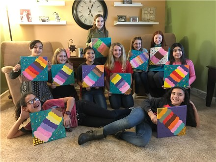 SIMPLY CANVAS PAINT PARTY!