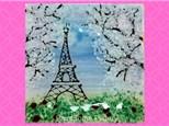 Glass Fusing - Paris in Springtime  April 11th 3-5p