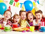 In Studio - Birthday Party (Using hidden resource)