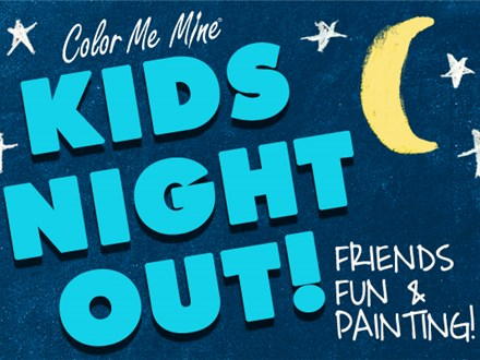 Kids Night Out-Fri, Nov 12th