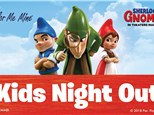 Sherlock Gnomes - Kids Night Out - March 24th