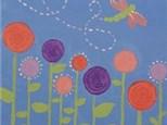 "Canvas & Cones ""Lollipop Blooms"""