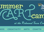 July 15th-19th - Summer Camp (ages 9-14)