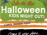 Halloween Party! Oct 19th