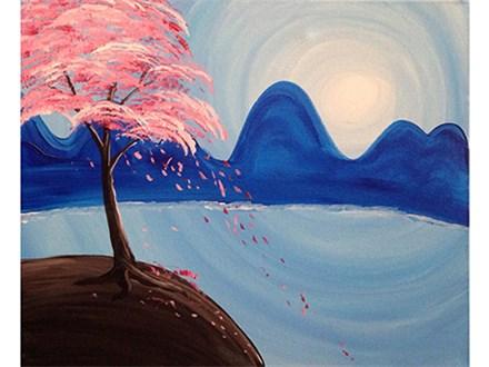 Blue Mountain Cherry Tree