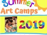 2019 Summer Art Camps