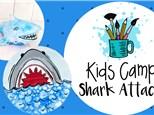 Shark Attack Kids Camp - 7/15/20