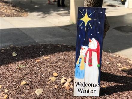 Dec. 14th Customizable Snowmen