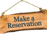 Reservations @ Magic Brush Pottery & Fused Glass