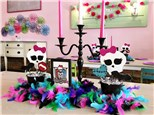 Monster High: $285+ tax ($75 non-refundable deposit)
