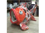 fish tea light votive