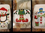Susan's Holiday Plates! Friday, November 30th @ 6pm