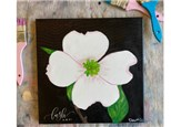 Dogwood Paint Class -  Perry