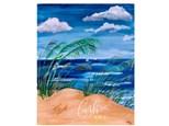 Beach Paint Class